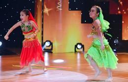 """Bước nhảy hoàn vũ nhí 2015: """"Cô dâu 8 tuổi"""" được tái hiện trên sân khấu"""