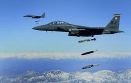 Mỹ không kích tiêu diệt 1 thủ lĩnh cao cấp của IS tại Syria
