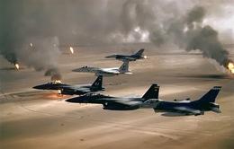 Không quân Mỹ thiếu vũ khí tấn công IS
