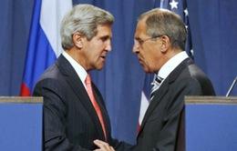 Ngoại trưởng Nga - Mỹ hội đàm về vấn đề Ukraine