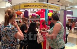 Quảng bá Việt Nam tại Hội chợ thủ công mỹ nghệ MERCOSUR