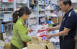 Hà Nội: Phát hiện 5 đối tượng người Trung Quốc kinh doanh mỹ phẩm chui