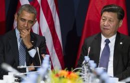 Mỹ, Trung nhất trí hợp tác về chống biến đổi khí hậu