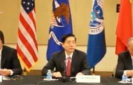 Mỹ, Trung Quốc đàm phán cấp cao về an ninh mạng