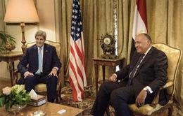 Đối thoại chiến lược Mỹ - Ai Cập sau 6 năm gián đoạn
