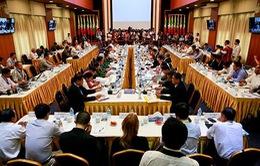 Myanmar: Các phe phái chính trị ký dự thảo Thỏa thuận ngừng bắn toàn quốc