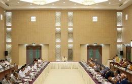 Myanmar: Các phe phái đạt thỏa thuận ngừng bắn