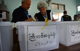 Nhóm quan sát viên thứ hai của EU đến Myanmar