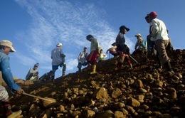 Lở đất tại mỏ ngọc bích Myanmar, ít nhất 90 người thiệt mạng