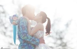 """Ngắm ảnh cưới lãng mạn của Y Năng Tịnh và """"phi công trẻ"""""""