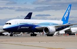 Boeing 787 gặp sự cố kỹ thuật khiến phi công có thể mất lái