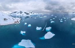 Ngắm Nam Cực tuyệt đẹp qua ống kính panorama