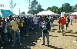 Nam Phi cam kết chấm dứt bạo lực chống người nhập cư