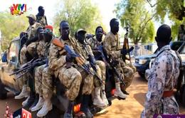 89 học sinhở Nam Sudan bị bắt cóc