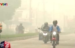 Indonesia kêu gọi các nước hỗ trợ giải quyết nạn khói mù