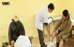 Hà Giang: Nỗ lực hỗ trợ nạn nhân bom mìn