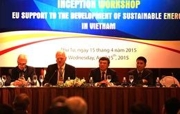 EU hỗ trợ Việt Nam phát triển năng lượng bền vững
