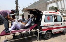 Bệnh viện Pakistan quá tải do trời nắng nóng