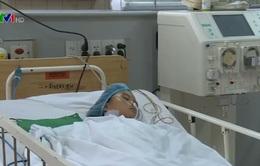 Bệnh viện Bạch Mai cấp cứu nạn nhân bị ong đốt hơn 100 mũi