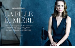 Natalie Portman hút hồn trong quảng cáo của Dior