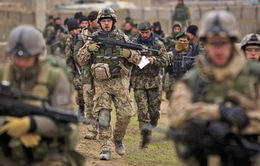 NATO và các nước đối tác tập trận chung tại Đức