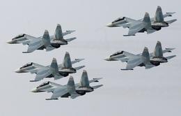 NATO giảm tuần tra trên không phận Baltic