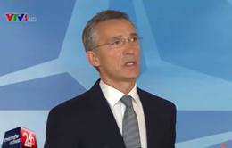 Bộ trưởng Quốc phòng NATO họp trong bối cảnh căng thẳng với Nga