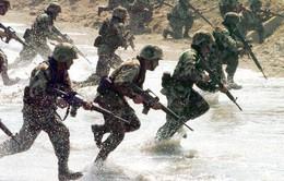 Lực lượng phản ứng nhanh của NATO diễn tập quân sự