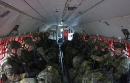 NATO tiến hành tập trận trên không lớn nhất tại Đức