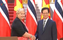 Thủ tướng Na Uy thăm chính thức Việt Nam