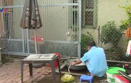 Người dân ở TP Rạch Giá, Kiên Giang đã có đủ nước ngọt để dùng