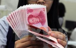 Trung Quốc điều chỉnh tỷ giá đồng NDT xuống mức thấp nhất trong 54 tháng