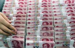 Trung Quốc tăng tỷ giá tham chiếu đồng Nhân dân tệ