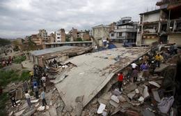 16 nước gửi đồ viện trợ và nhân viên cứu hộ tới Nepal