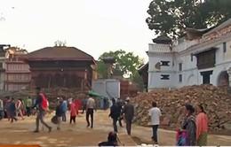 Người dân Nepal xây dựng lại cuộc sống mới