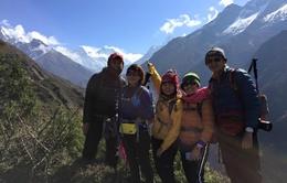 5 người Việt mắc kẹt tại đỉnh Namche, Nepal chưa thể xuống núi