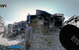 Công chiếu bộ phim hiện thực ảo về động đất tại Nepal