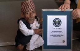 Người đàn ông thấp nhất thế giới qua đời