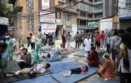 Người dân Nepal và những ký ức kinh hoàng sau trận động đất lịch sử