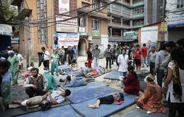 Thảm họa động đất tại Nepal: Công tác cứu hộ gặp rất nhiều khó khăn