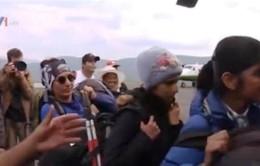 Động đất ở Nepal: Nhóm leo núi được cứu thoát sau 5 ngày