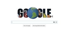 Thú vị trắc nghiệm nhân Ngày Trái Đất của Google