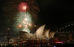 Các quốc gia háo hức chờ đón thời khắc chuyển giao sang năm mới 2016