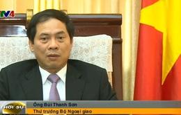 Ngành Ngoại giao Việt Nam chủ động hội nhập quốc tế