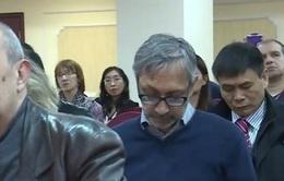 160 DN Việt dự Hội chợ hàng Việt Nam chất lượng cao tại LB Nga