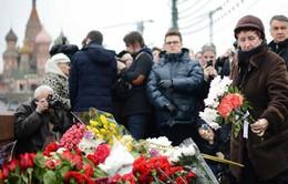 Cảnh sát Moscow thắt chặt an ninh trước lễ tang cựu Phó Thủ tướng Nga