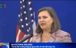 Mỹ - Nga tăng cường tiếp xúc về tình hình Ukraine