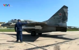 Nga tập trận phòng không quy mô lớn