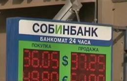 Ngân hàng Thế giới hạ dự báo kinh tế của Nga