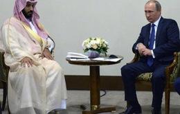 Nga - Saudi Arabia hợp tác trong vấn đề Syria